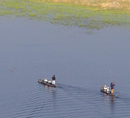 奥卡万戈三角洲 Okavango Delta
