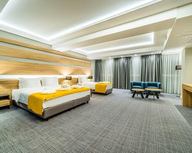 奥赫里德酒店