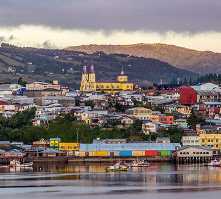 奇洛埃岛CHILOE ISLAND / 蓬塔阿雷纳斯PUNTA ARENAS