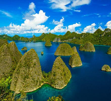 瓦亚格岛 WAYAG ISLAND