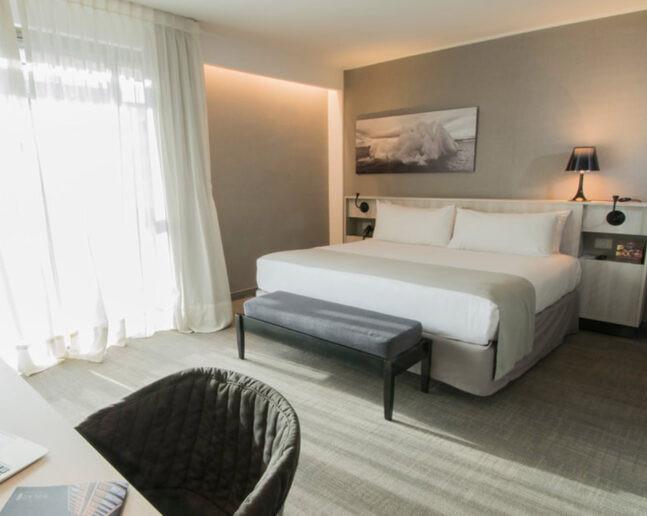 圣地亚哥酒店