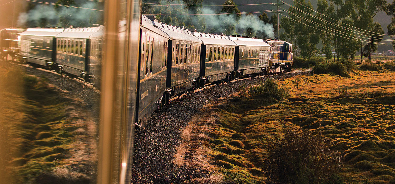 奢华的火车旅行