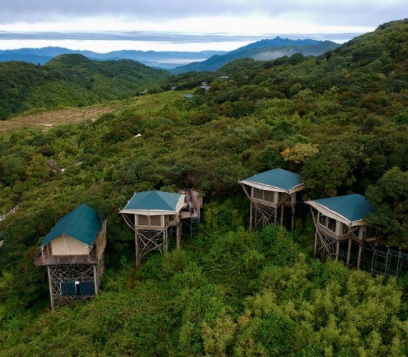 5天 云南丛林探险和火山温泉