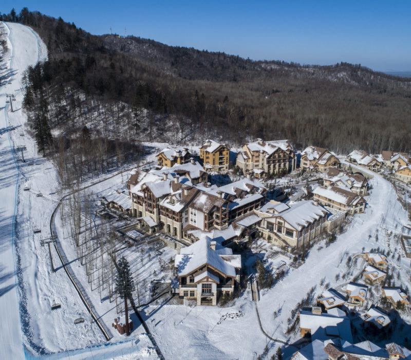 4天 吉林长白山滑雪假期