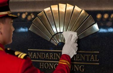 Petcation at Mandarin Oriental HK & The Landmark