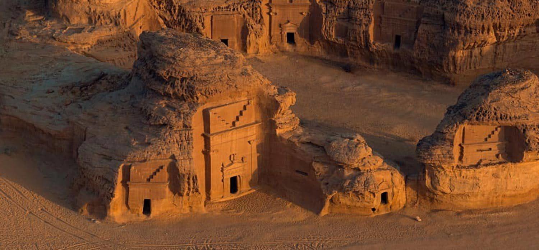 8天 沙特阿拉伯之旅