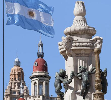 抵达布宜诺斯艾利斯 ARRIVAL IN BUENOS AIRES