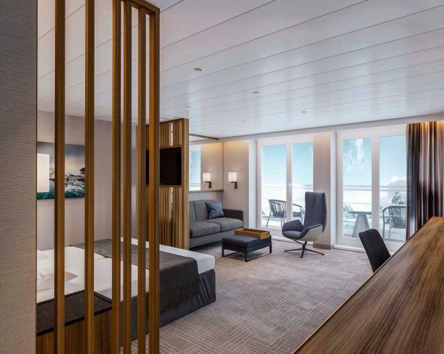 顶楼套房 Penthouse Suite